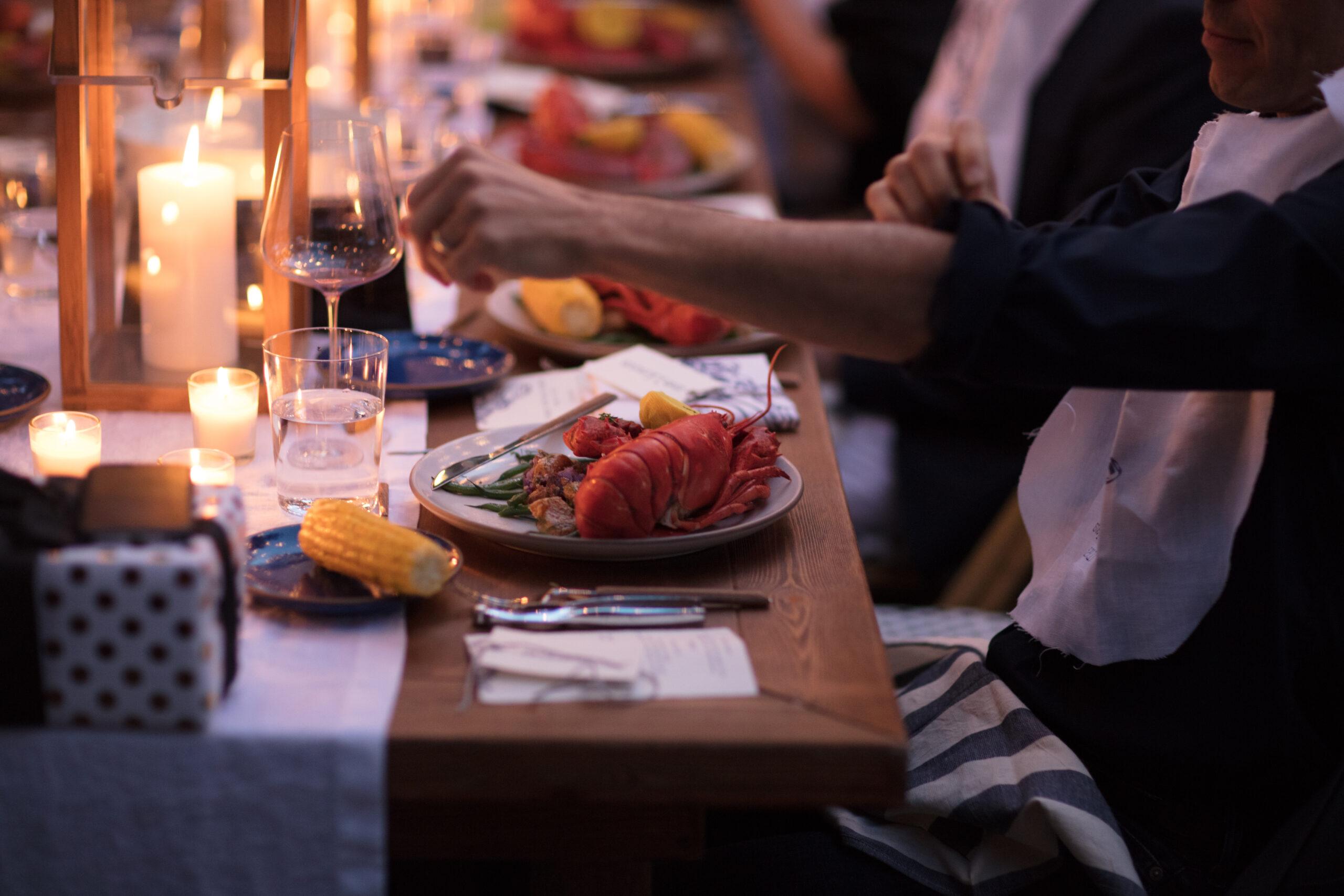 50th Lobster Dinner Feed