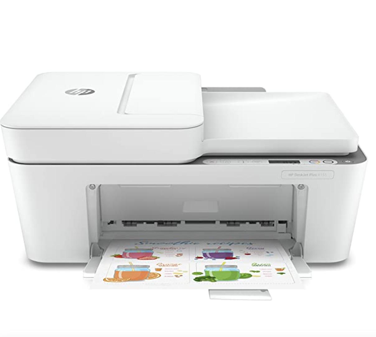 HP DeskJet Plus 4155 Wireless Printer