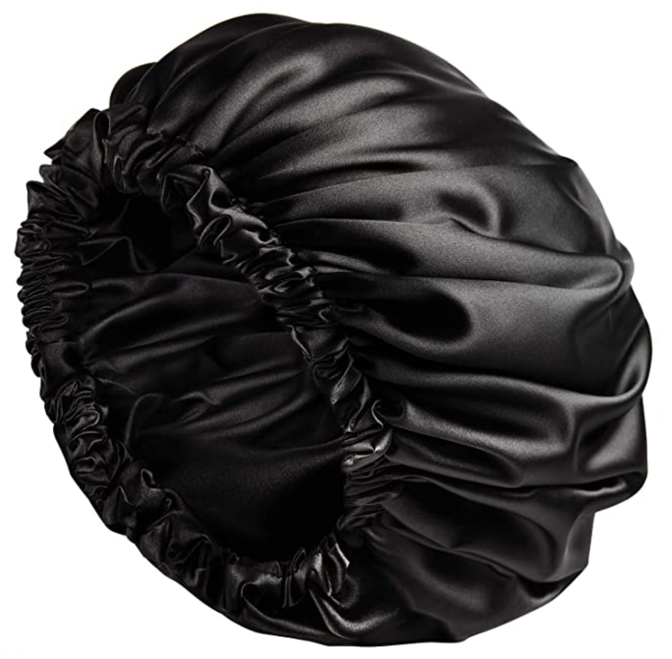YANIBEST Satin Bonnet Sleep Bonnet Cap