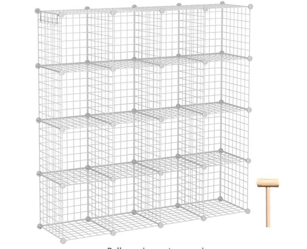 C&A Home 16 Cube Organizer