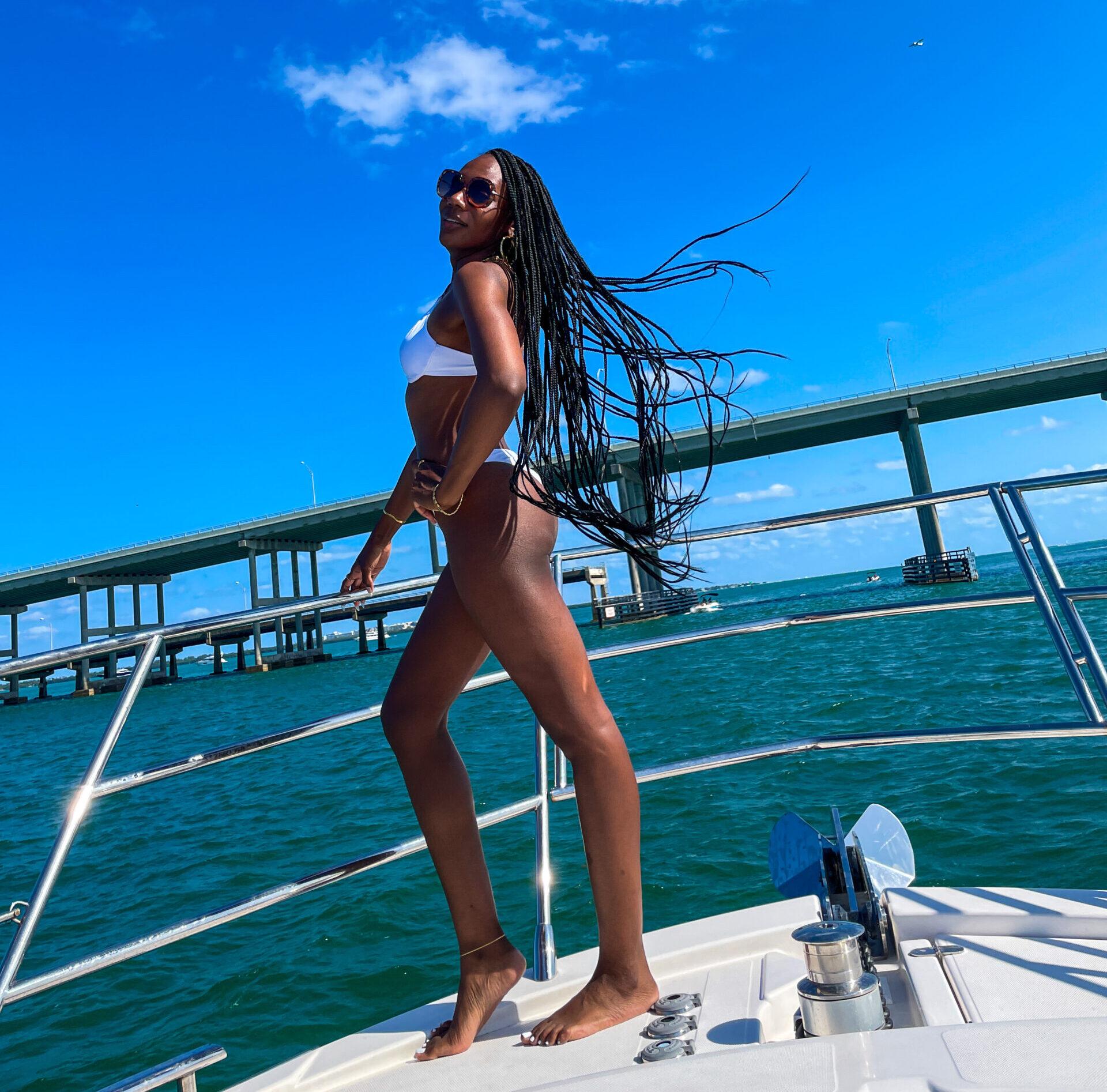 Miami yacht