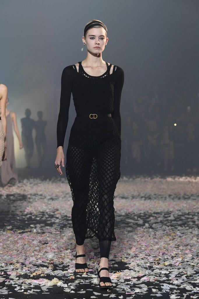 spring-summer-2019-Christian-Dior-Fishnet