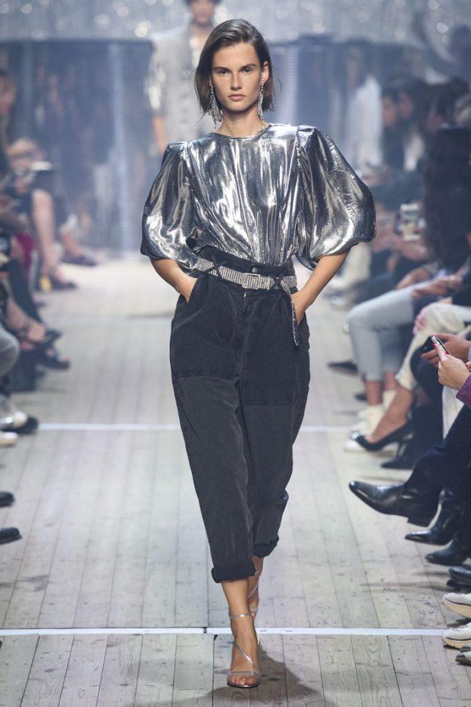 spring-summer-2019-Isabel-Marant-shoulders-silver