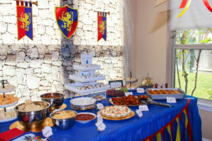 A Royal Celebration for Baby King!