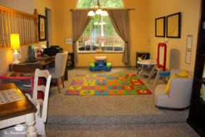 The Monogrammed Mom: Kindergarten Home School Tour