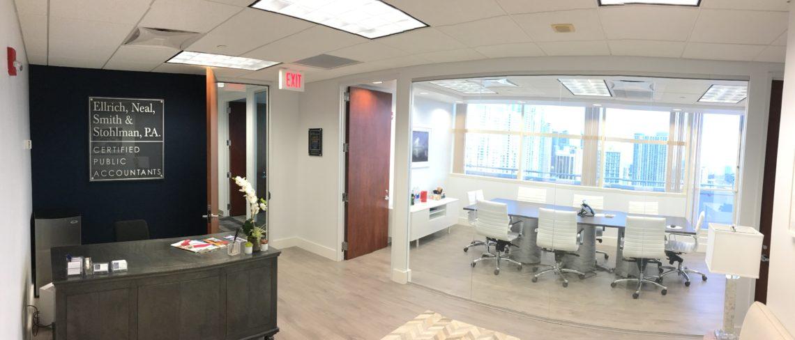 Reception - Boardroom - MIA