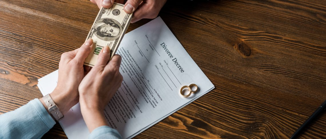 business valuation in divorce