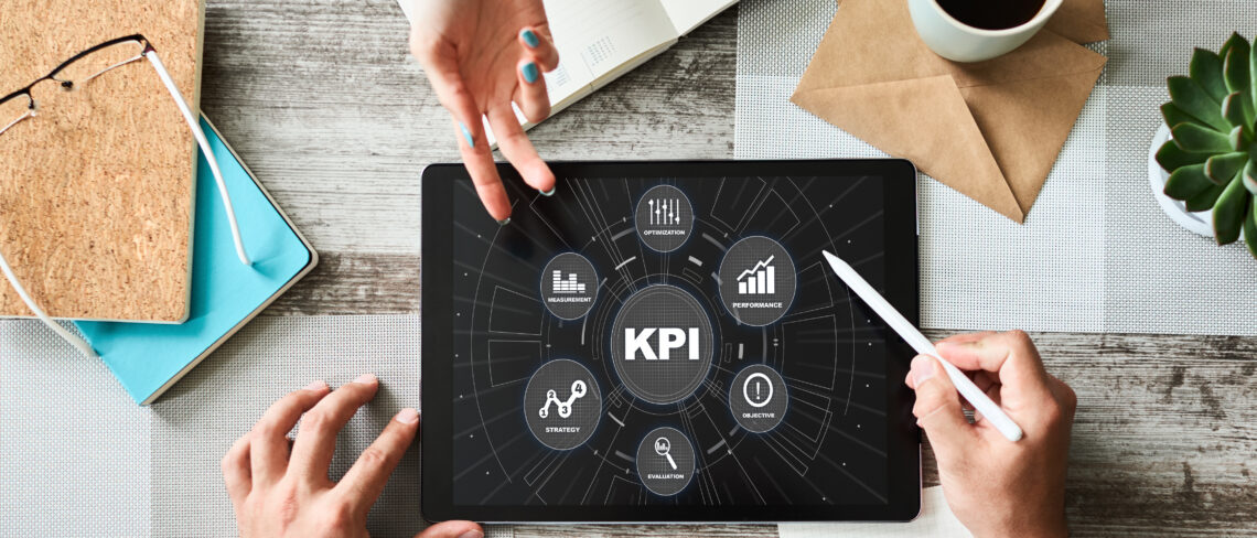 KPI - Key performance indicator. Business process efficiency improvement.