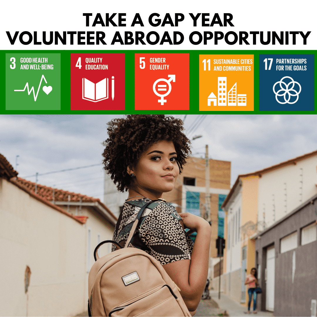 Volunteer and Internship Opportunities Gap