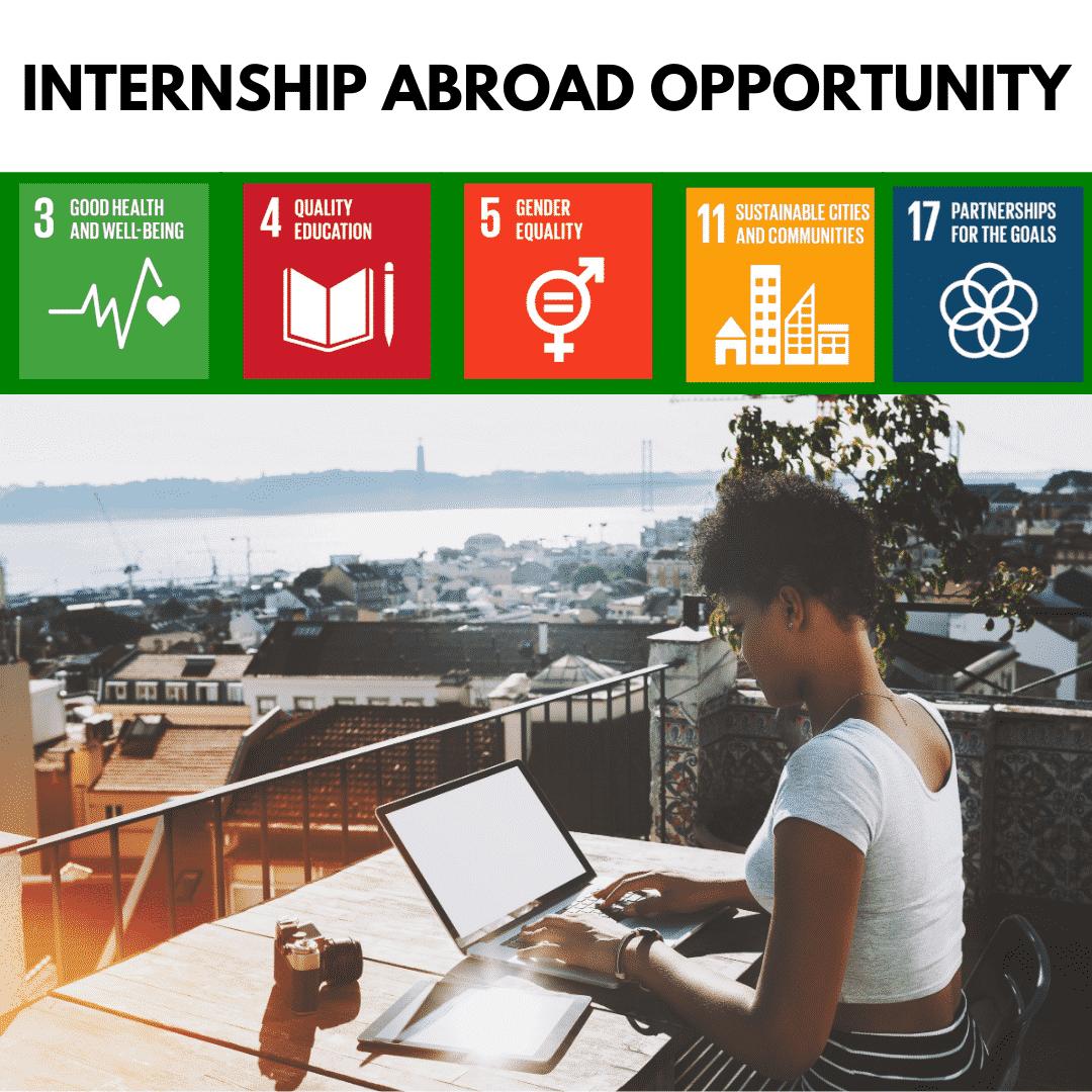 Volunteer and Internship Opportunities IA