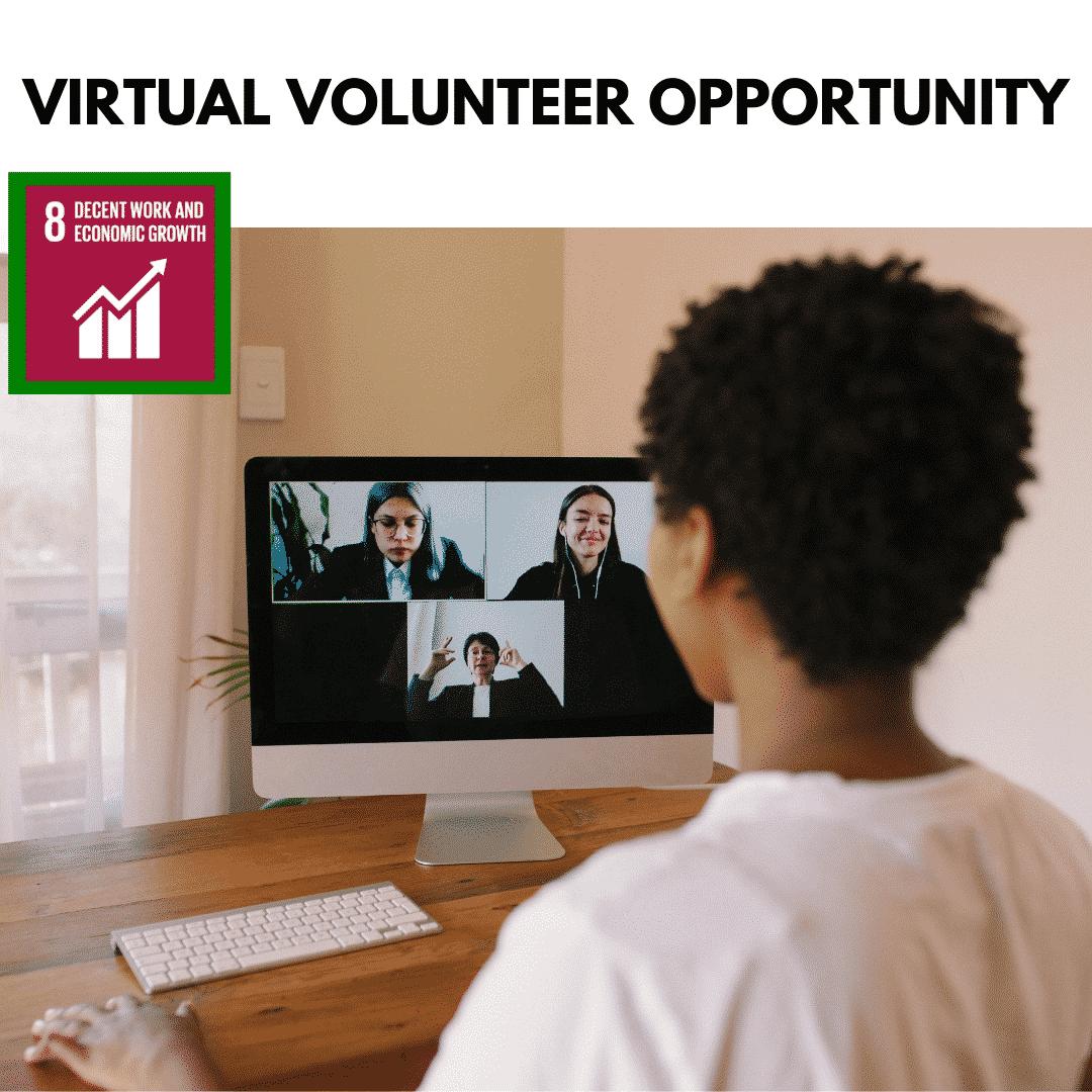 Volunteer and Internship Opportunities VV