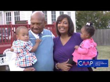 CAAP : A Movement for Faith, Hope, and Family