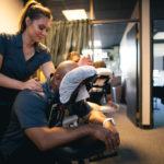 Chair Massage Therapy Rancho Cucamonga | Rancho Cucamonga
