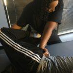 Swedish Massage Stretch in Rancho Cucamonga