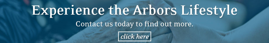 Experience the lifestyle at The Arbors. Find out more about our spectrum of care today. Contact us