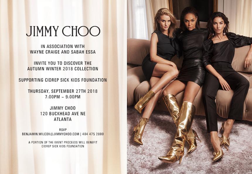 JimmyChoo Exclusive Event