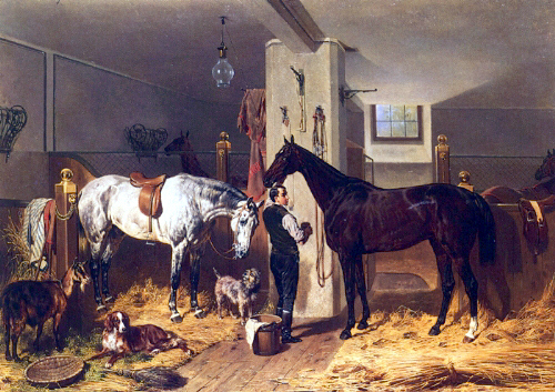 franz_adam_-_the_stable_lad