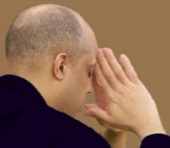Randall Daluz Praying