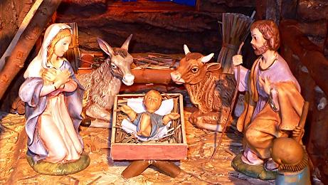 Randall Daluz   Nativity 1