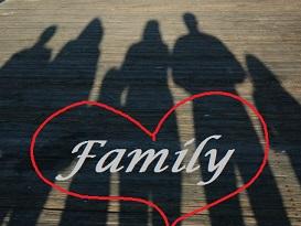 Randall Daluz shadow of a family