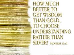 Randall Daluz - Proverbs 16:16