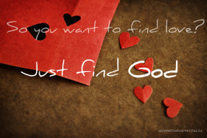 Randall Daluz - Just Find God