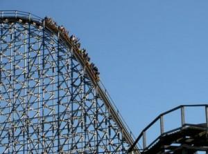 https://www.pexels.com/photo/roller-coaster-ride-66143/