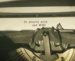 https://www.pexels.com/photo/vintage-old-start-typewriter-101708/