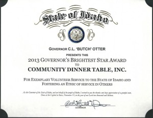 Brightest Star Certificate