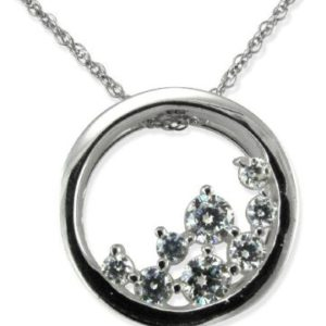 Sterling Silver Pendants & Necklaces by Travel Jewelry
