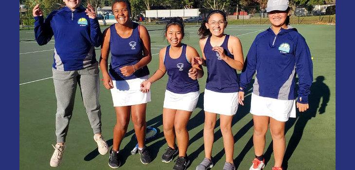Pottstown Middle School Tennis Team Updates