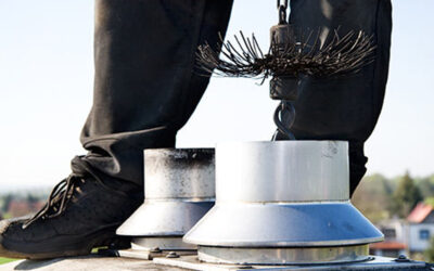 The 3 Stages of Chimney Cleaning