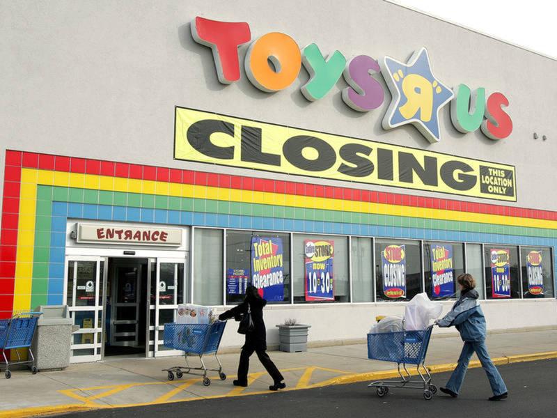 Josh Brandon blog article Toys R Us