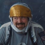 LMU Astronaut
