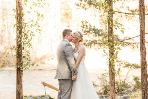 Riverfront wedding venue in Snohomish County, River Valley Oasis, affordable wedding venue, outdoor wedding venue riverside