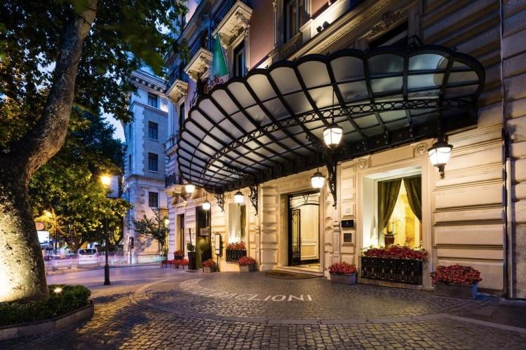 Baglioni Hotel Regina - Rome