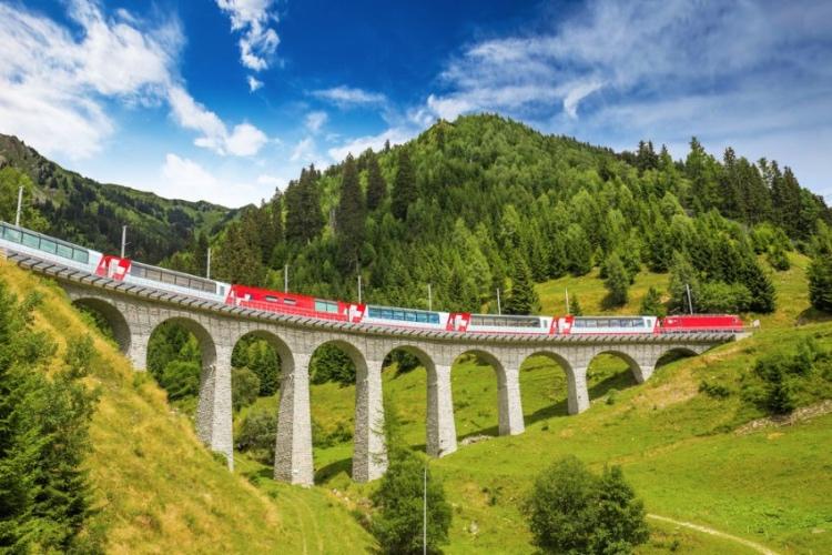 🏆 Bernina Express
