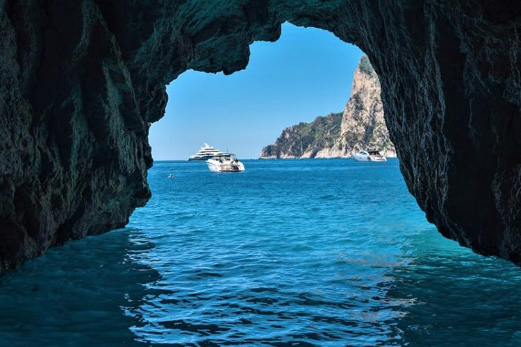 Capri and Blue Grotto Excursion