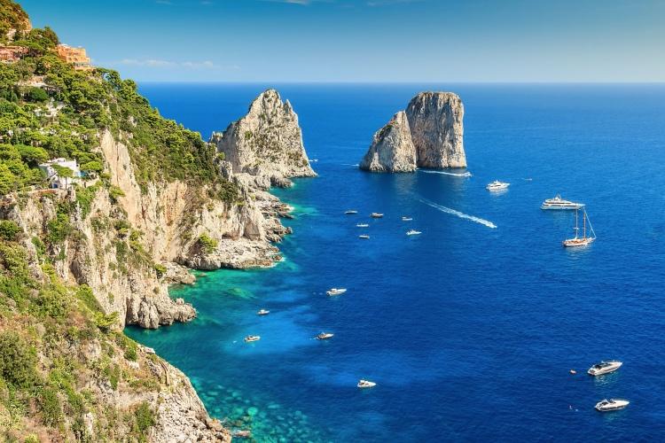 Capri & Blue Grotto all inclusive