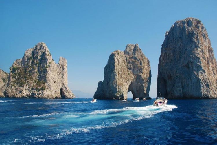 Capri Boat Experience