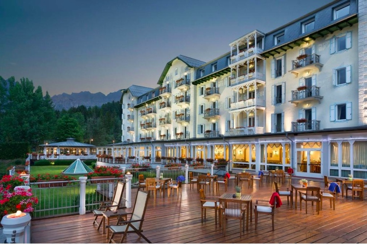 Hotel Cristallo - Cortina d'Ampezzo 🔝