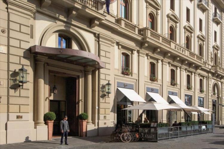 Hotel Savoy - Florence
