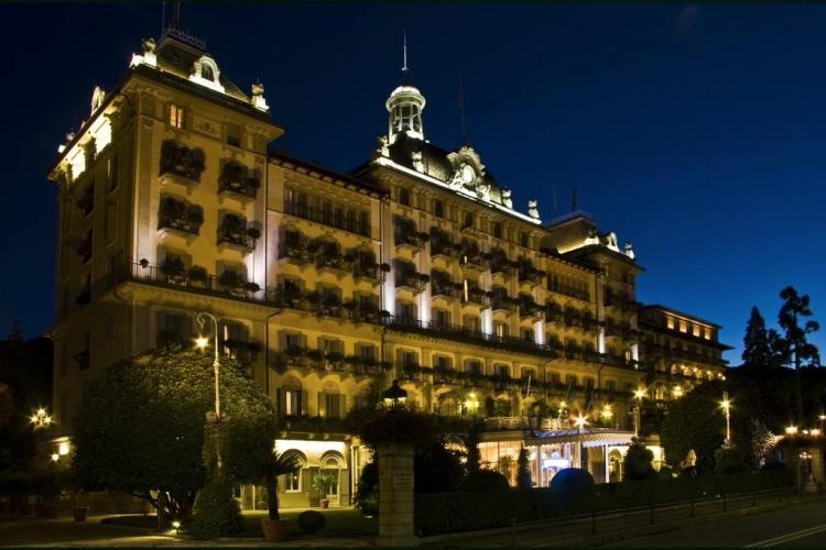 Grand Hotel Des Iles Borromees - Lake Maggiore (Stresa) 🔝