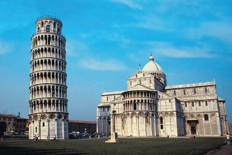 🏆 Pisa Morning Tour & Leaning Tower