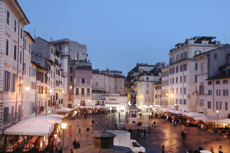 🏆 Rome Evening Tour with Tasting of Roman Flavors