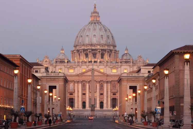 🏆 Vatican Museums and St. Peter's