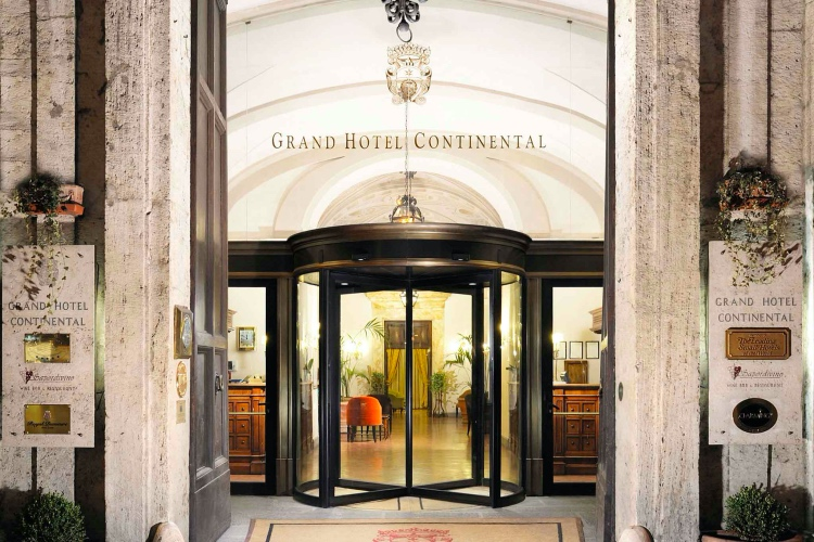 Grand Hotel Continental - Siena 🏆