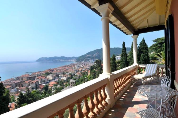 Villa della Pergola - West Riviera (Alassio)
