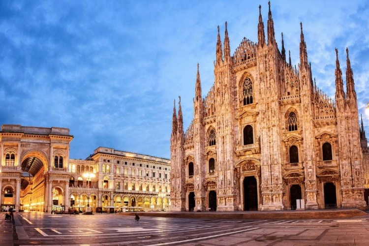 Milan Walking Tour and Last Supper