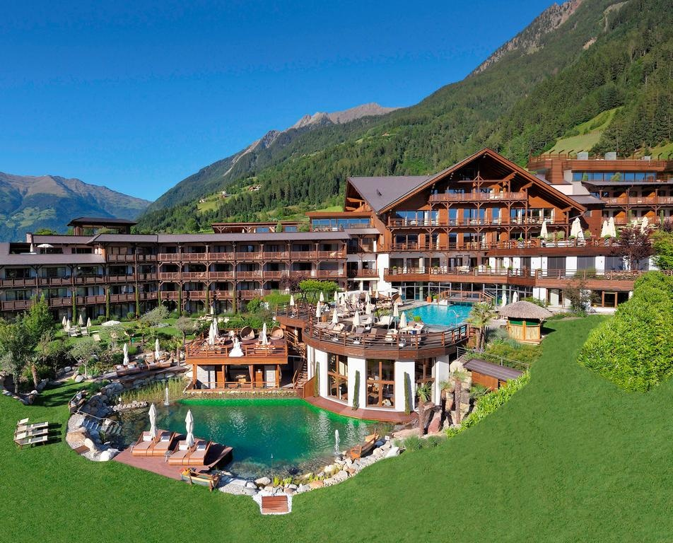 Golf & Spa Resort Andreus - San Leonardo (Bolzano area) 🔝